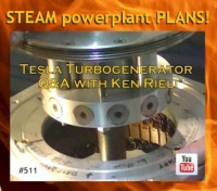 Steam turbogenerator Q&A interview with Ken Rieli