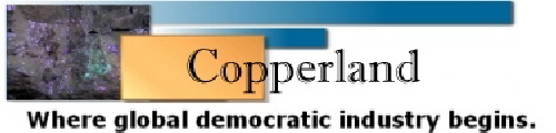 Copperland Corporation, Pathway to Economic Freedom