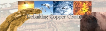 Rebuilding the Copper Country blog